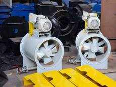 Fans for Petrochemical Industry