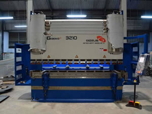 CNC Bending and Cutting Machine